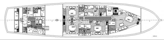 ALESSANDRO's layout