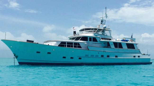 Yacht SEAFARI