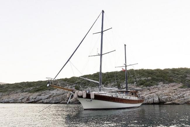 Yacht KARIA