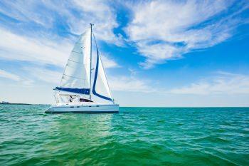 CALYPSO Under Sail