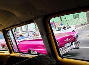 CALYPSO Classic old cars in Cuba