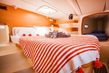 CALYPSO Guest Cabin