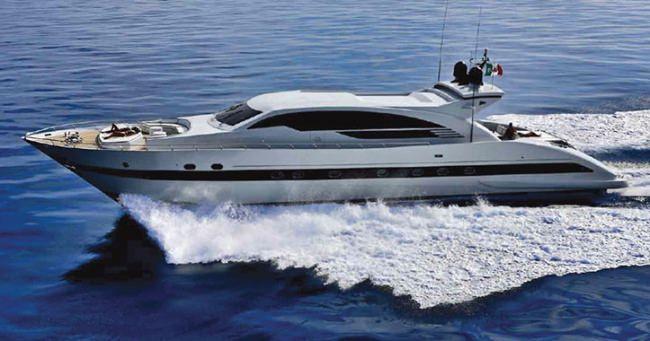 Yacht DREAM ON