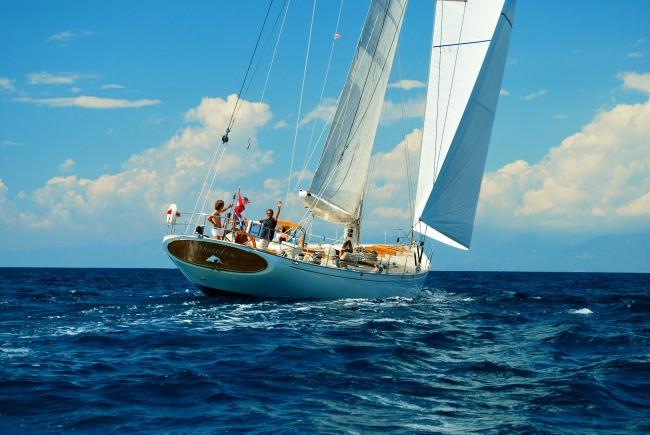 Yacht WHITEFIN