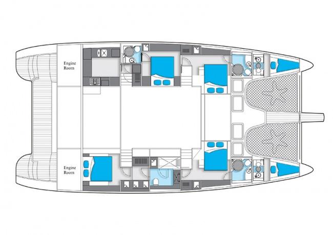 ROLEENO's layout