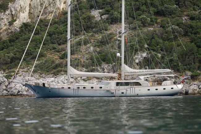 Yacht SILVERMOON
