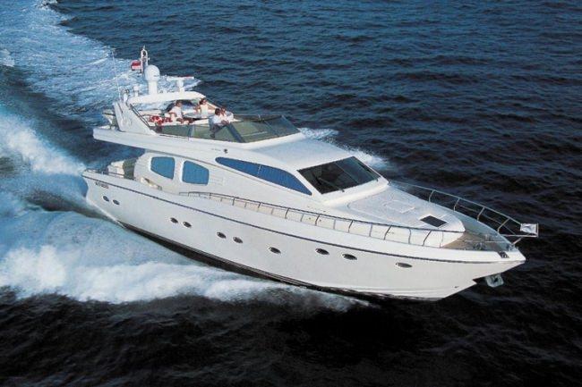 Yacht FRACILU