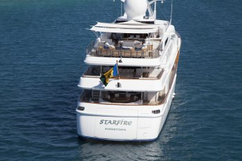Yacht STARFIRE - 19
