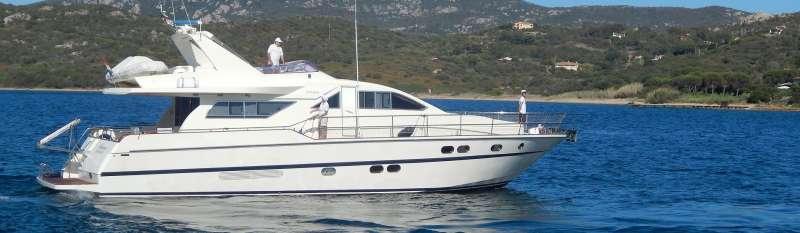 Yacht BLUMAR