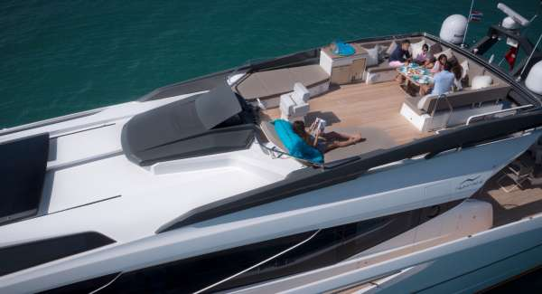 Yacht DOLCE VITA - 14