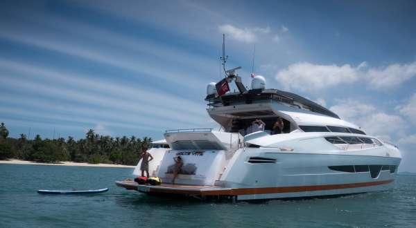 Yacht DOLCE VITA - 15