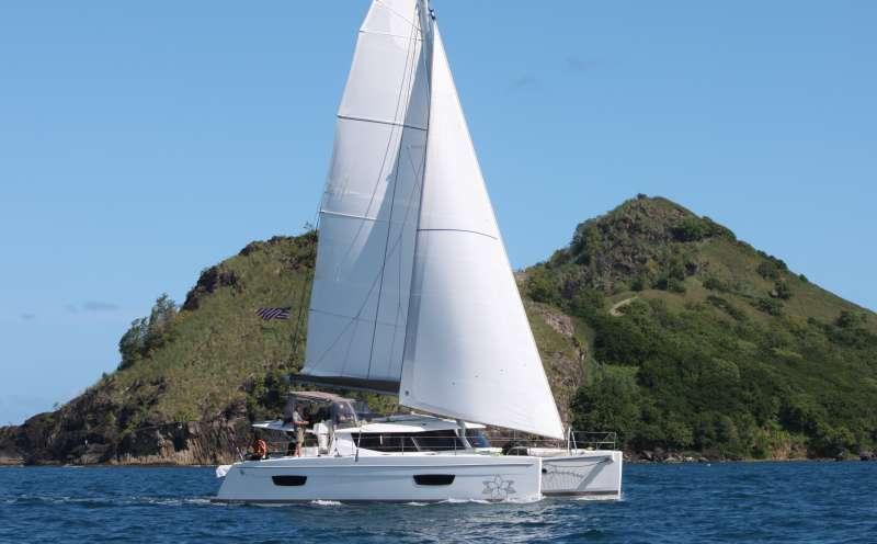 Yacht ALLENDE