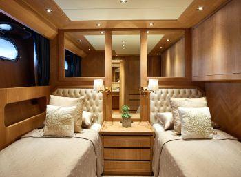 DALOLI Twin Guest cabin