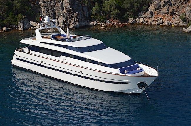 Yacht SHERAN