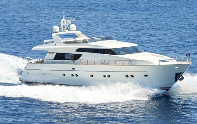 Yacht FOS