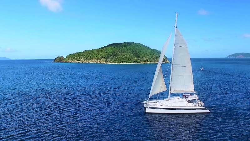 Yacht LUAR