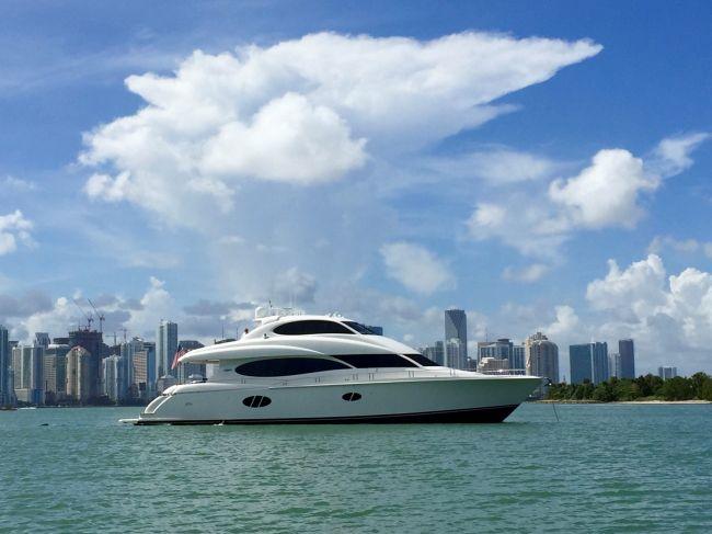 Yacht LA BALSITA