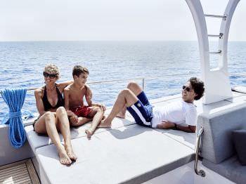 Yacht BLUE DEER - 13