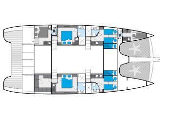 Yacht BLUE DEER - 19