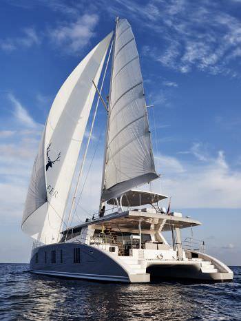 Yacht BLUE DEER 2