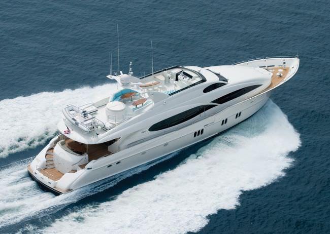Yacht LE REVE