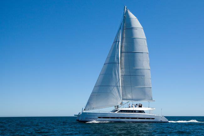 Yacht SKIMMER