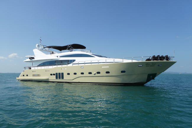 Yacht MIA KAI