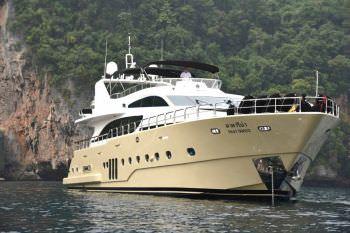 Yacht MIA KAI - 16