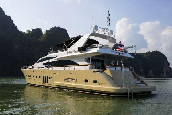Yacht MIA KAI - 17