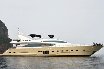 Yacht MIA KAI - 18