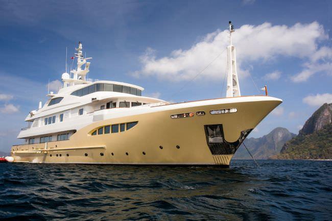 Yacht JADE 959