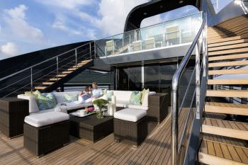 Yacht OCEAN EMERALD - 14