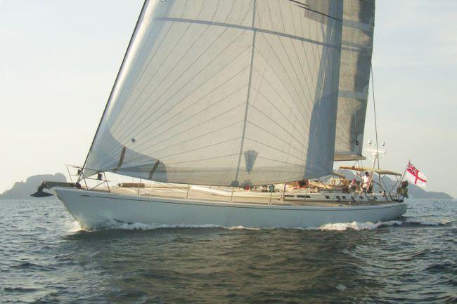 Yacht ASPIRATION