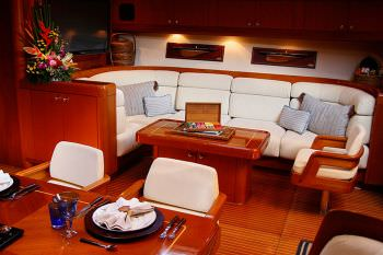 Yacht ASPIRATION 2