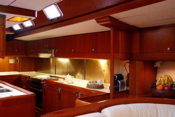 Yacht ASPIRATION 3