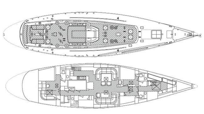 ASPIRATION's layout