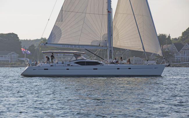 Yacht HURRAH