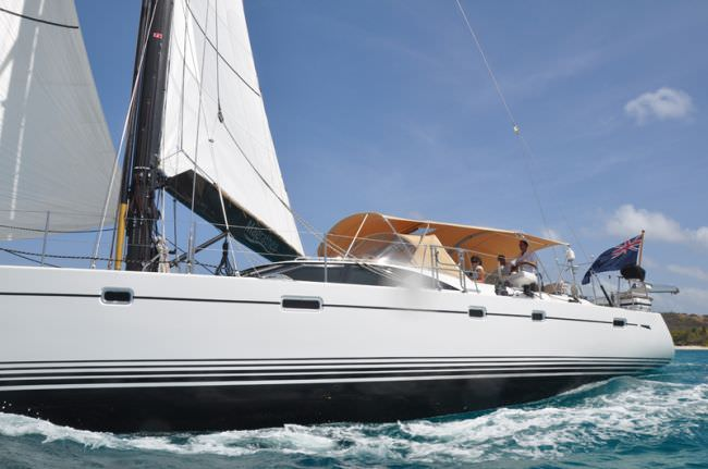 Yacht MAGRATHEA