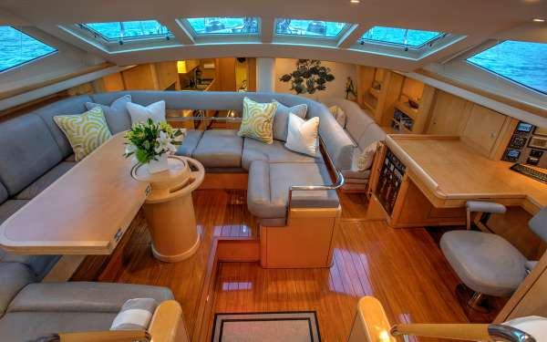 Yacht DAMA DE NOCHE 2