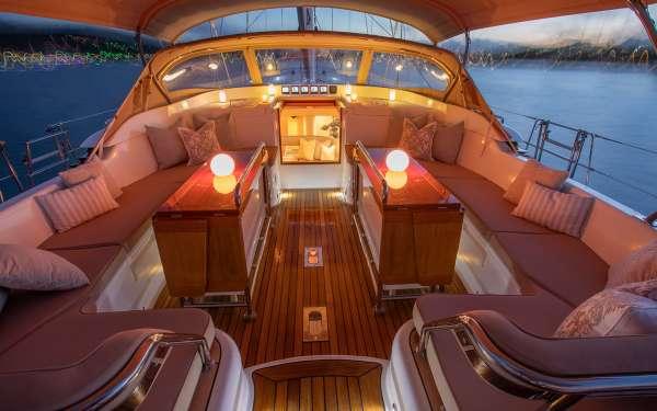 Yacht DAMA DE NOCHE - 4