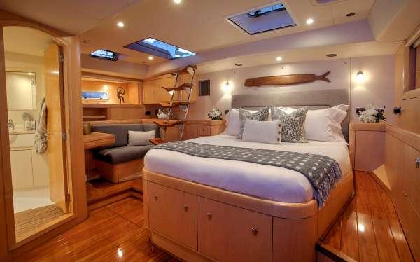 Yacht DAMA DE NOCHE - 6