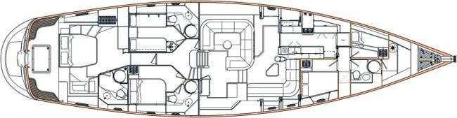 DAMA DE NOCHE's layout