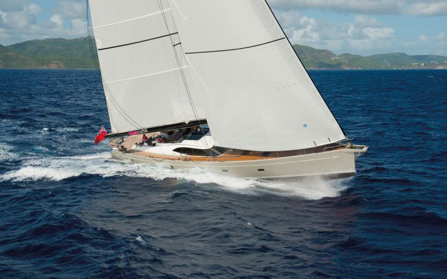 Yacht LUSH