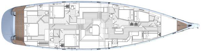LUSH's layout