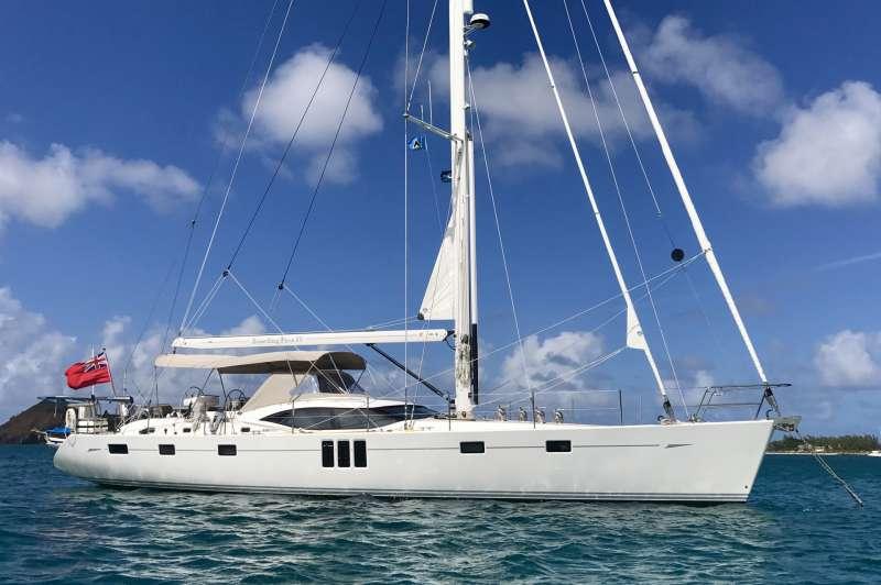 Yacht BOARDING PASS IV