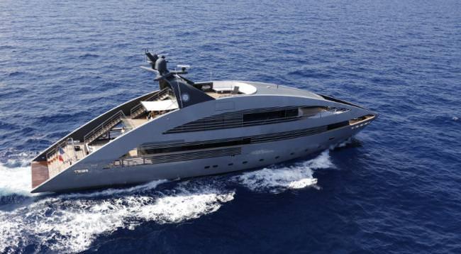 Yacht OCEAN SAPPHIRE
