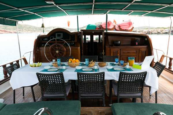 Yacht MICHELE - 5