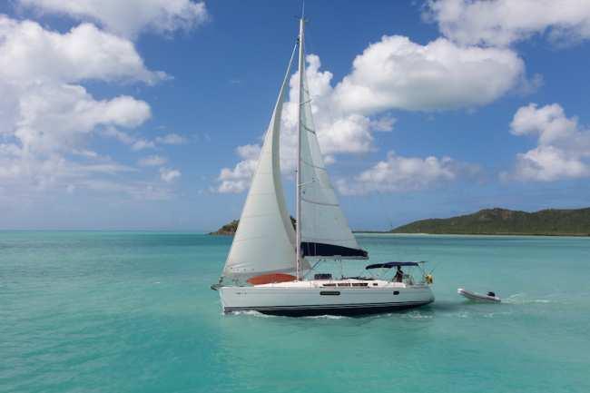 Yacht REVENGE