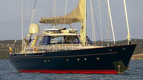 Yacht MANUTARA