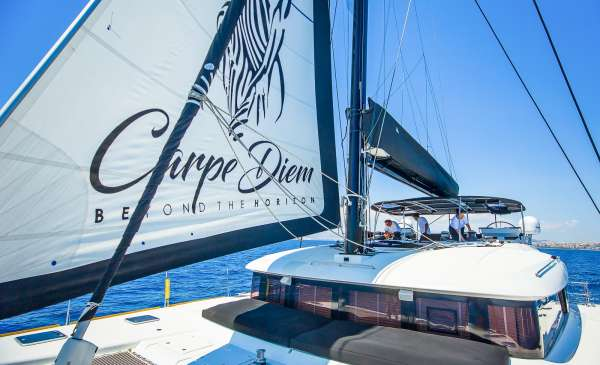 Yacht CARPE DIEM CAT 620 - 12